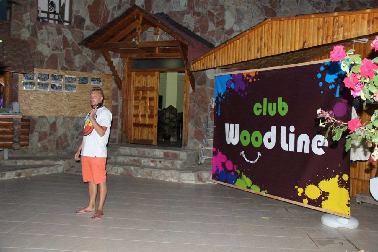 Лагерь Club Woodline, Турция